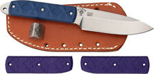 "Ka-Bar Snody Boss Knife 2-5101-6 6 7/8"" overall. 3 3/8"" S35VN stainless drop poi"