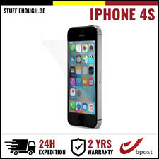 Screen Protector LCD Protecteur Real Strong PET Plastic Foil Film For iPhone 4S