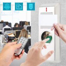 RFID Metall Fingerprint Zugangskontrolle Fingerabdruck Türöffner Wasserdicht