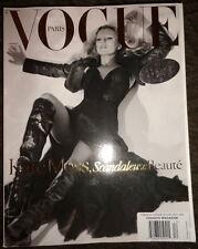 Vogue Paris 12/2005 Kate Moss Gemma Ward Tom Ford Lauren Hutton French McQueen