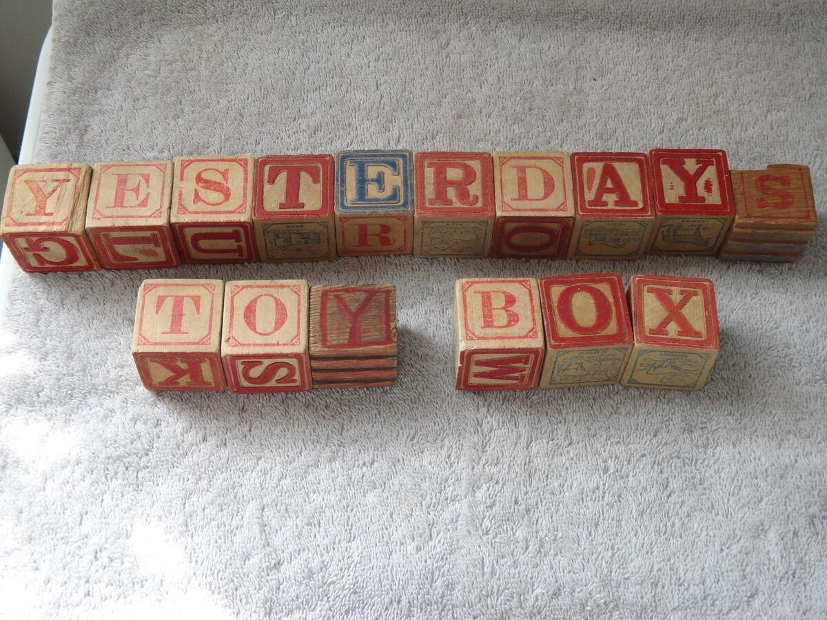 Yesterday's Toy Box