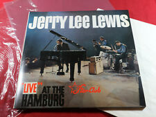 Jerry Lee Lewis  LIVE AT THE STAR-CLUB HAMBURG Bear Family Germany 2010 sehr gut