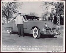Bill Legno fotografia nato in Forte Vale la pena Texas . automobile . foto del