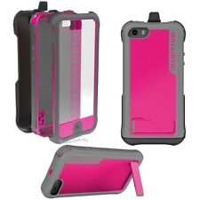 NEW Ballistic Every1 iPhone 5 Case w/Holster Kickstand Built-in Screen Protector