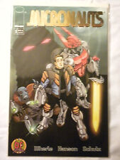 Micronauts (Image 2000) Dynamic Forces Gold Foil Limited Edition NM (9.4)