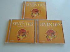 Greatest Ever Seventies, The Definitive Collection 3 CD Set (2006)