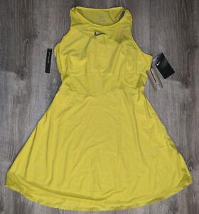 Nike Court Maria Sharapova Dri-Fit Tennis Dress BV1066-733 Women's Size Medium