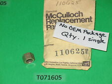 Oem Genuine McCulloch 110625 bar nut 3/8-24 9/16 hex tall Sp125 125C Pm105 Sp105
