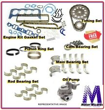 Chevy Buick 3.6 V6 2009 ENGINE REBUILD KIT Rings Main+Rod Brg Oil Pump Timing