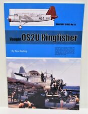 Warpaint Series No.111 - Vought OS2U Kingfisher, 44pp. (Book)