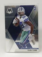 2020 Panini MOSAIC Ceedee Lamb Rookie Card Base RC NFL 207 Dallas Cowboys
