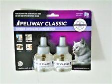 Feliway Classic Diffuser Refill, 48-ml refill 2 Pack - Upc: 850002593037