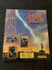 More details for panini short circuit sticker album - complete