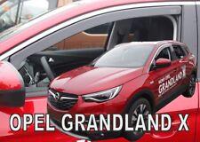 Heko 25401 derivabrisas 2 piezas Opel grandland x 5 türig año a partir de 2017