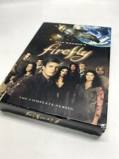 Joss Whedon's Firefly - The Complete Series *Missing Disc One*
