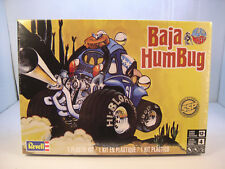 DAVE DEALS BAJA HUMBUG CUSTOM VW BEETLE REVELL PRODUCED PLASTIC MODEL CAR KIT