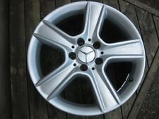 1 single used REAR 17x8.5 mercedes benz C class rim in excellent condition