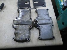 Honda 450 CB CB450-P POLICE CP450 Engine Cylinder Head Covers 1968 1969 WD HB343