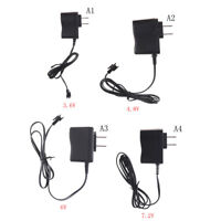 DC 3.6V-7.2V RC Battery Pack Wall Charger Adapter For Remote Control Car PJU