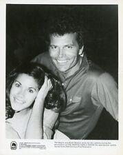 BARBI BENTON PRETTY SMILING PAT WAYNE SMILING THE MONTE CARLO SHOW 1980 TV PHOTO