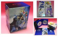 Lot 4 PERSONA 3 The Movie Limited Edition Blu-ray with BOX set from Japan F/S
