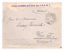 WWI Austrian Stamps