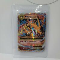 Mega Charizard EX Full Art Pokémon Evolutions 101/108 | CLEAN ✅