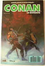 Conan le barbare n° 12   Edition Semic France