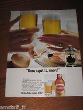 AD7=1968=BIRRA DREHER BEER=PUBBLICITA'=ADVERTISING=WERBUNG=
