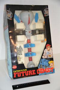 Captain Future/ Future Comet Raumschiff/ XL mit OVP/ Popy/ original 1980-er