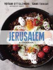 Jerusalem: A Cookbook, Sami Tamimi,Yotam Ottolenghi, New Book