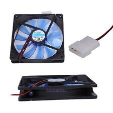 12V 4Pin 140mm 140x25mm Brushless Computer Cooling Fan Cooler Sleeve Bearing New