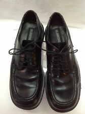 Dr Martens size 4 air cushion sole black leather youth shoes