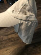 Columbia Hat With Vents & Nexk Shield For Sun Protection