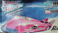 "Salt Flats Dry Lakes Hot Rod Rocket Spray Racer Jet Power Toy Race Car 28"" Long"