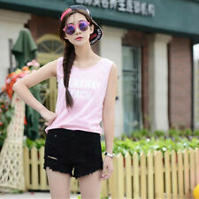 Summer Style Ripped Hole Shorts High Waisted Fashion Short Jeans Size S-XXL