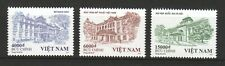 VIETNAM 2019 ARCHITECTURE COMP. SET OF 3 STAMPS IN MINT MNH UNUSED CONDITION