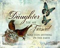 DAUGHTER - 8 x 10 Print