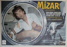 """""""MIZAR"""" Affiche entoilée (Francesco DE ROBERTIS / Dawn ADDAMS, Franco SILVA)"""