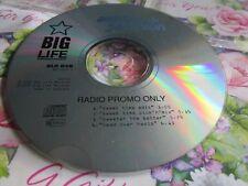 Ashley & Jackson – Sweet Time (Radio Promo Only) Big Life BLR D48 UK CD Single