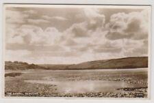 Cornwall Tarjeta Postal - EL CANAL , Newquay P / U 1945 (a1453)