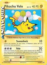 PIKACHU VOLO 110/108 ☻ FLYING ☻ Rara Segreta ☻ Evoluzioni XY12 ITA ☻ POKEMON