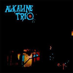 """New Music Alkaline Trio """"E.P."""" 7"""""""