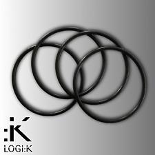 Logik Kart 10 Pack Water Pump Drive Belt Band O-ring OTK CRG Birel Iame Rotax