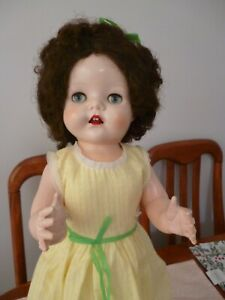 Vintage Pedigree Doll From the 1950 made in England