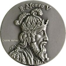 COOPER MEDAL OF D. AFONSO V TWELFTH KING OF PORTUGAL 1438-1481 / M53