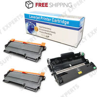 2 TN450 Toner+1 DR420 drum For Brother DCP-7065DN MFC-7360N 7460DN 7860DW