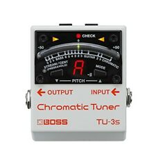 BOSS / TU-3S Chromatic Tuner from japan