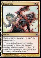 Terminate // NM // Commander // engl. // Magic the Gathering