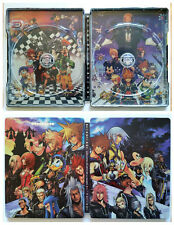 Steelbook Kingdom Hearts HD 2.5 ReMIX / neuf . new . very rare . collector